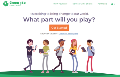 Green360 Career Tool